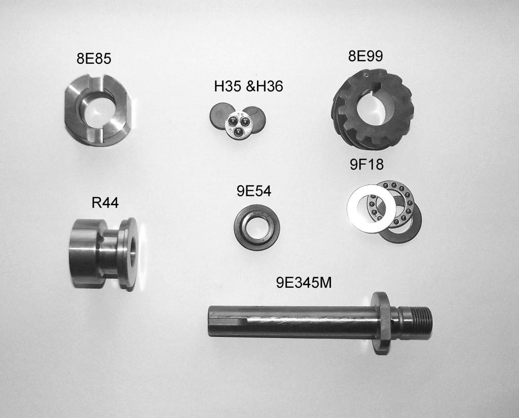 RRSL Timing Gears & Fittings
