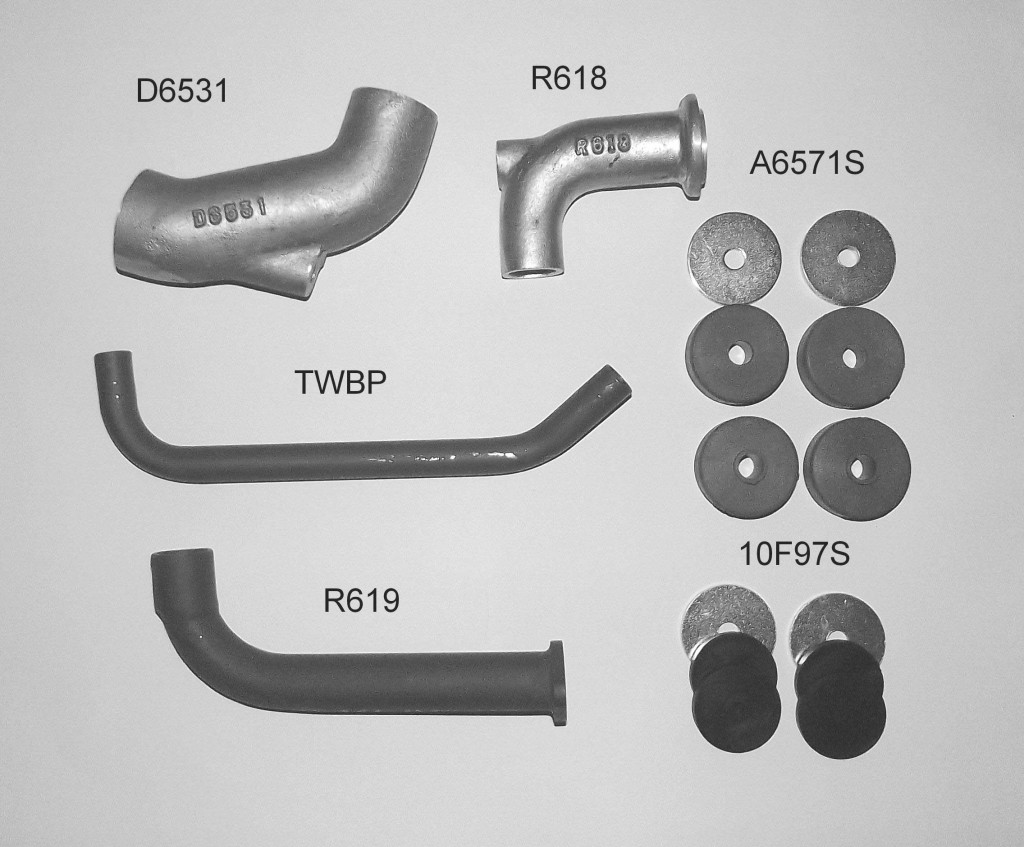 RRSL Cooling System Parts